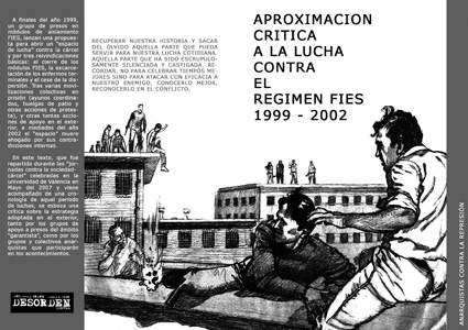 Die Isolationshaft und die Geschichte der Repression in Spanien ...